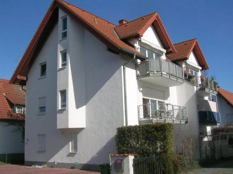 Griesheim, neuwertige 2-Zi.-ETW in kleiner Wohnanlage, 64347 Griesheim, Erdgeschosswohnung