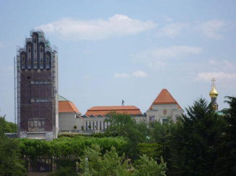 Darmstadt, Denkmalobjekt mit außergewöhnlichem Ausbick auf die Mathildenhöhe und die Stadt, 64287 Darmstadt, Etagenwohnung