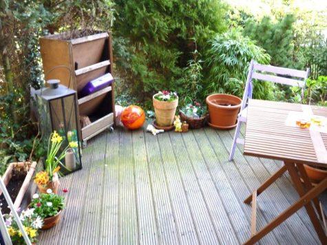 Büttelborn, schicke 2-Zi.-Eigentumswohnung mit kleinem Garten, 64572 Büttelborn, Erdgeschosswohnung