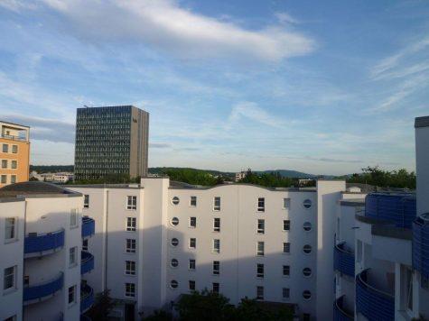 Darmstadt, attraktive 2-Zi. ETW mit Blick über die Dächer von Darmstadt, 64295 Darmstadt, Apartment